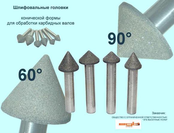 Заточка высечных ножей из стали с карбидом вольфрама